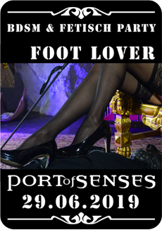 Port of Senses: Foot Lover und bizarrer Spielabend