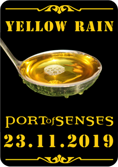 Port of Senses: BDSM & Natursekt Spielabend Yellow Rain + Contest
